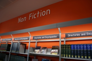 nonfiction library