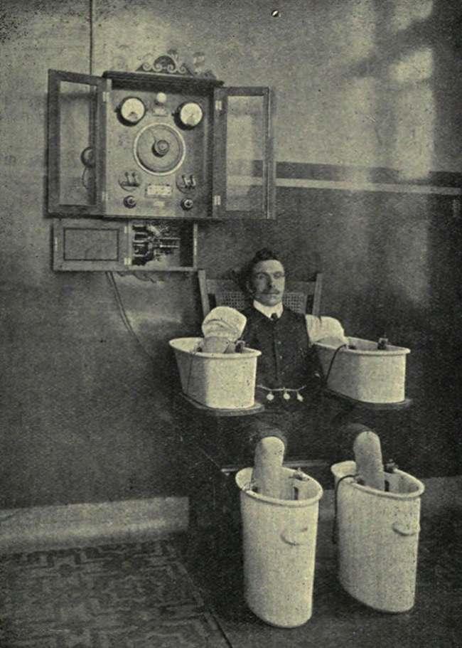 electric-bath